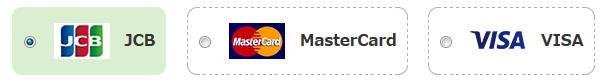 Yahoo!JAPANカード国際ブランドの選択より